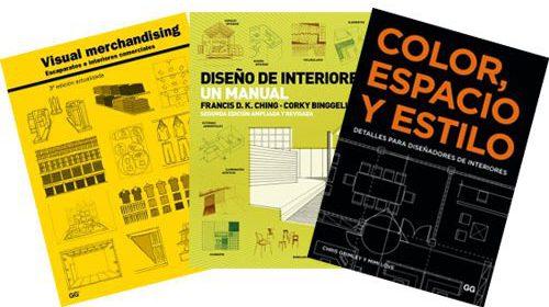 LIBROS DE INTERIORISMO Y SU RELACIÓN CON EL MERCHANDISING